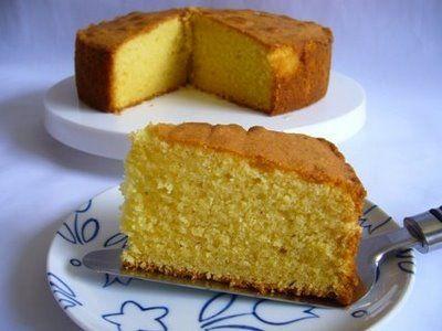 Resep Orange Cake