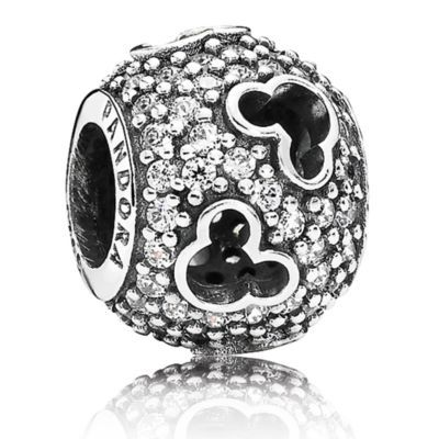 Mickey Mouse ''Mickey Silhouettes'' Charm by PANDORA