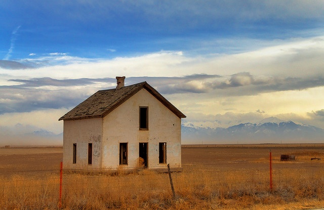 St Luis Valley  http://travel.nationalgeographic.com/travel/road-trips/san-luis-valley-colorado-road-trip/
