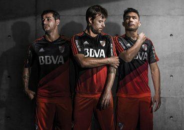 River Plate 2015/16 adidas Third Kit