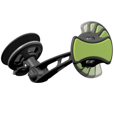 Clingo Universal Car Phone Mount - Hands-free Mobile Device Use