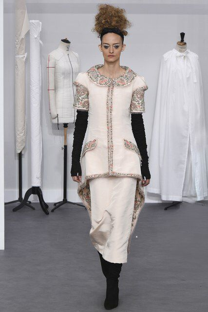 Chanel   Fall 2016 Couture Collection   Vogue Runway
