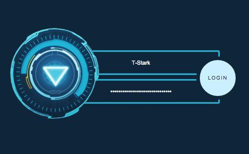 Stark login - Free Themes to Mikrotik Hotspot