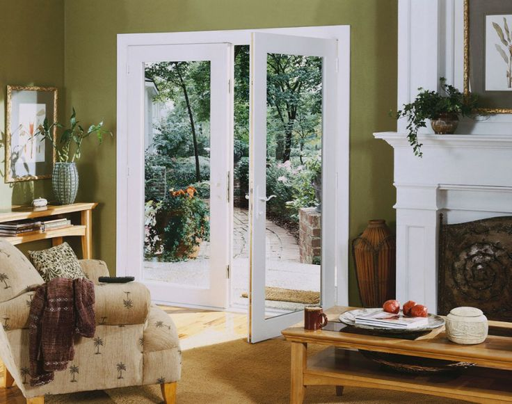 15 best french doors images on Pinterest | Decks, Home ideas and ...