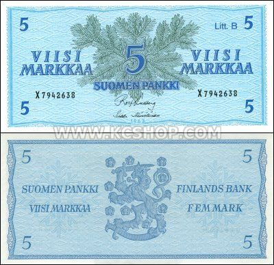 finland currency | Money Image/Finland - 18DAO Reference Wiki - En.18dao.net