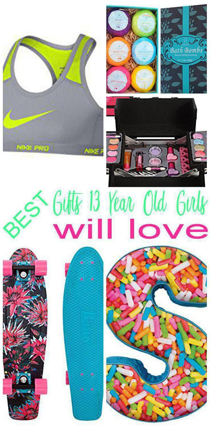 Best gifts for 13 year old girls birthday gifts for