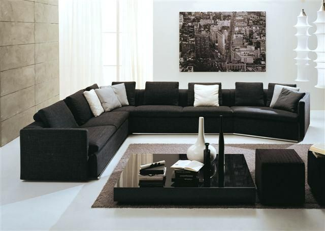 Top Contemporary Sofas Modern Home Decor Black Living Room Black And White Living Room Zen Living Rooms