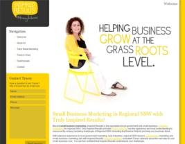 http://www.inspiredresults.com.au/ Design #002