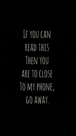 If you can read this Then you are to clone to my Phone. Go