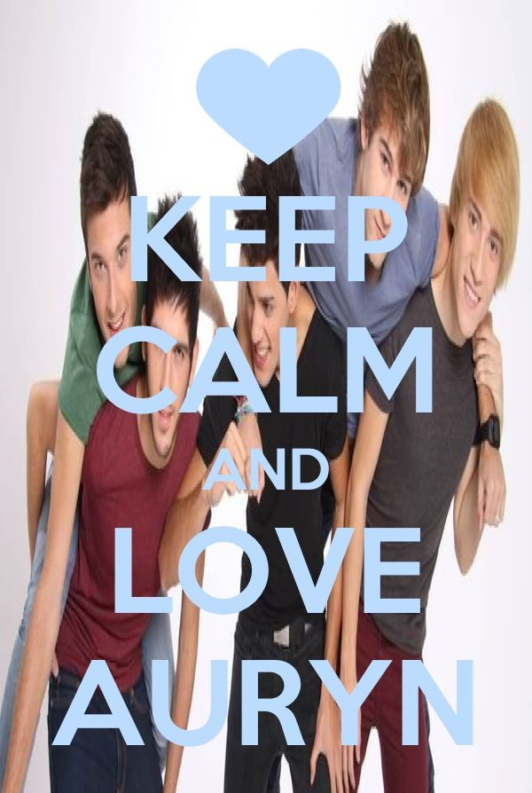 ❤Auryn. Keep Calm And Love AURYN.