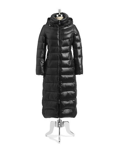 Women's | Parkas & Anoraks | Lightweight Premium Down Parka | Hudson's Bay - Aawwwlllll the way down!