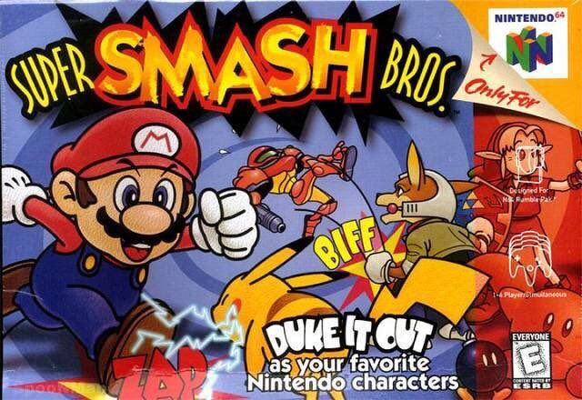 Super Smash Bros. (Nintendo 64) – http://www.megalextoria.com/wordpress/index.php/2017/05/31/super-smash-bros-nintendo-64/