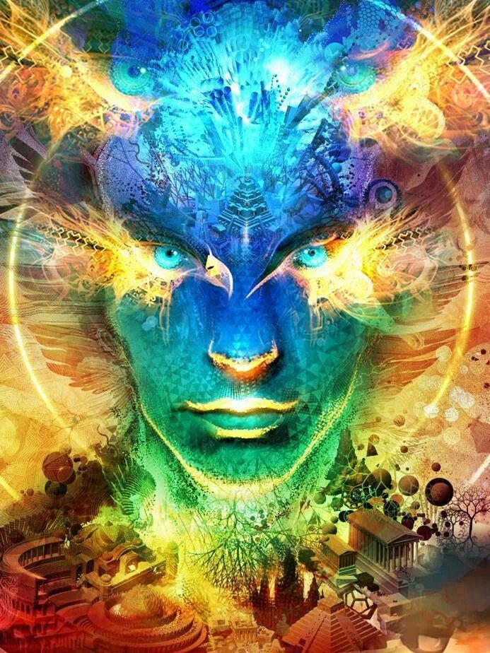 55 mejores imágenes de Psychedelic en Pinterest | Arte psicodélico ...