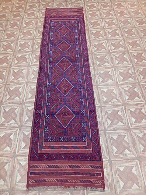Cheap Rugs for Sale Hand Knotted Rug 2x9 Nomad Weavers Hallway Runner
