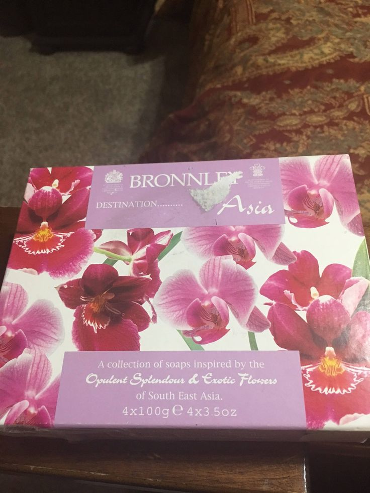 Bronnley English Fine Soaps by GingersScents on Etsy