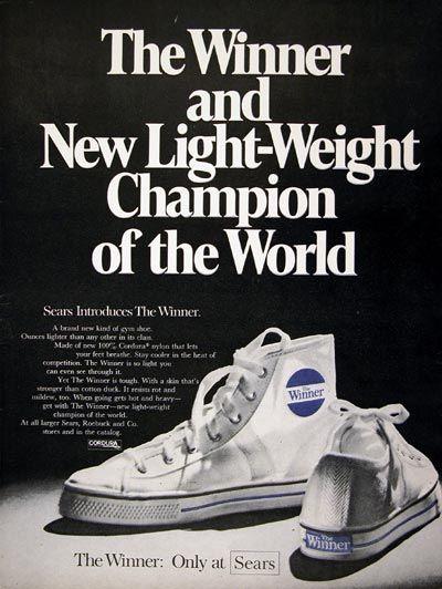 converse shoes vintage advertisement 70s songs