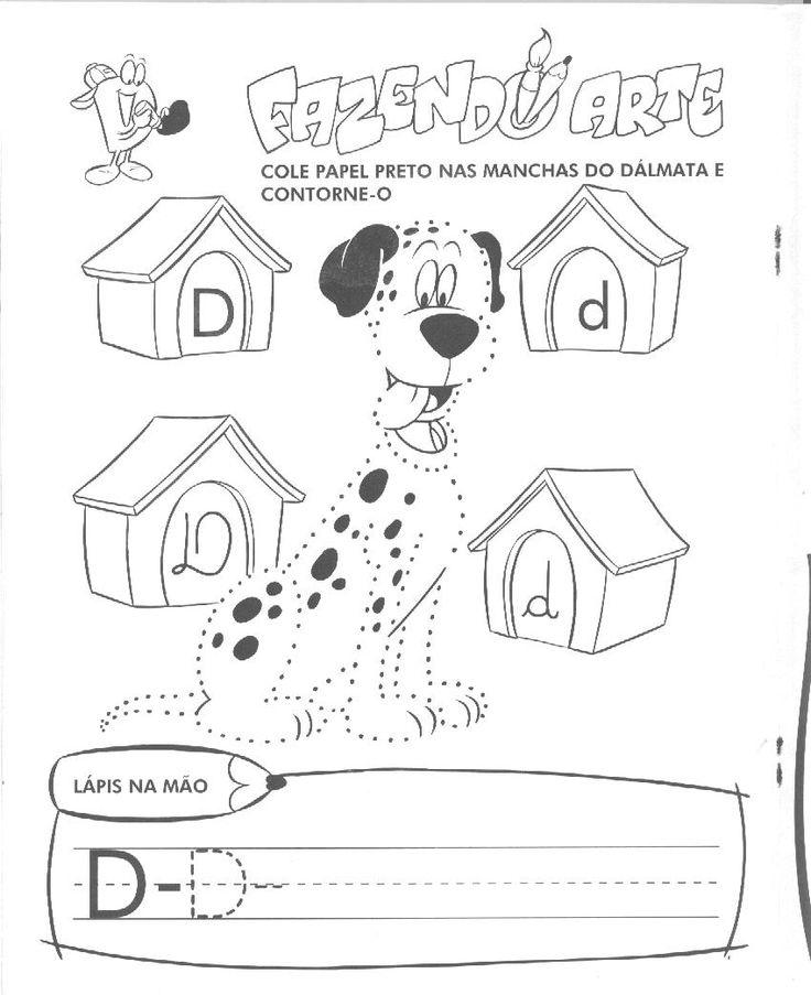atividades+alfabetização_letramento+alfabeto+atividade+colorir+ensinar+a+ler+leitura+letras+(18).JPG (850×1044)