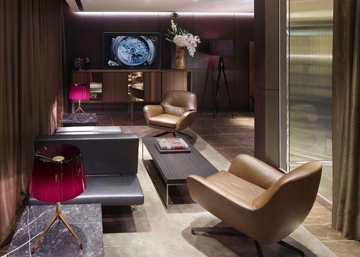 Watches Of Switzerland Landmark Flagship Store By Callison London UK Meeting RoomsDesign AwardsStore