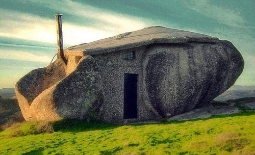 Romania Boulder House