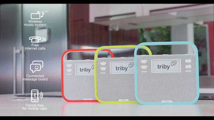 Triby est un haut-parleur connecté développé par la société Invoxia et dont le design est signé eliumstudio. Triby est…