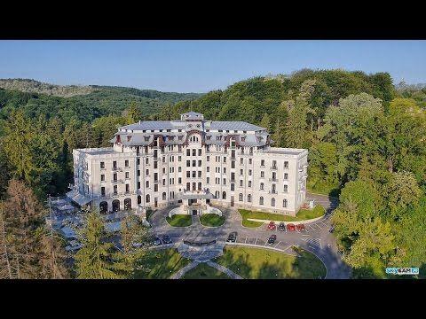 Hotel Palace-Baile Govora