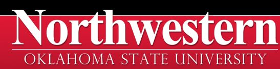 Northwestern Oklahoma State University  2929 E. Randolph Avenue  Enid, OK  73701  P:  580-237-0334