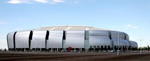 PETER EISENMAN 2006 University of Phoenix Stadium Glendale, Arizona
