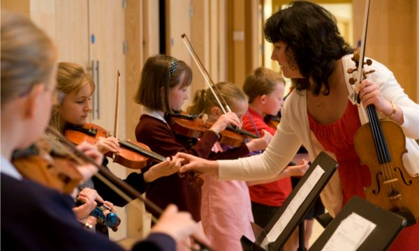"""Read this well written blog post, """"The War on Music Education"""" by DelindaMcCann"""