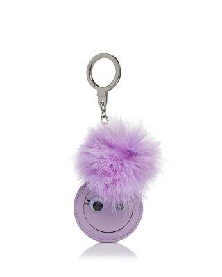 kate spade new york Mirror Monster Key Fob | Bloomingdale's