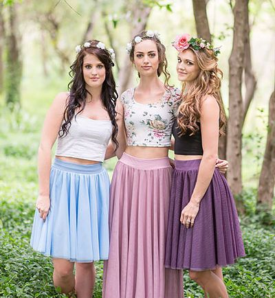 Gelique Ella Dress - Bridesmaid Dress, Evening Wear, Proudly South African, Home of the Infinity / Wrap / Convertible Dress