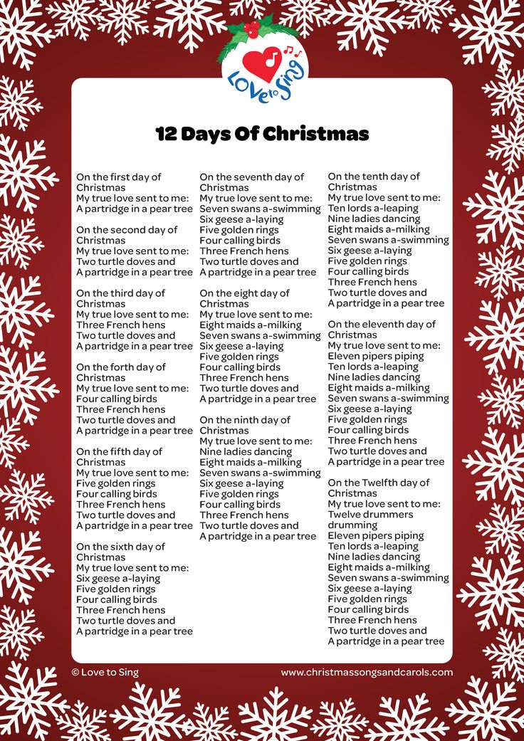 Can it be 46 days of Christmas?! ð ð Download our free