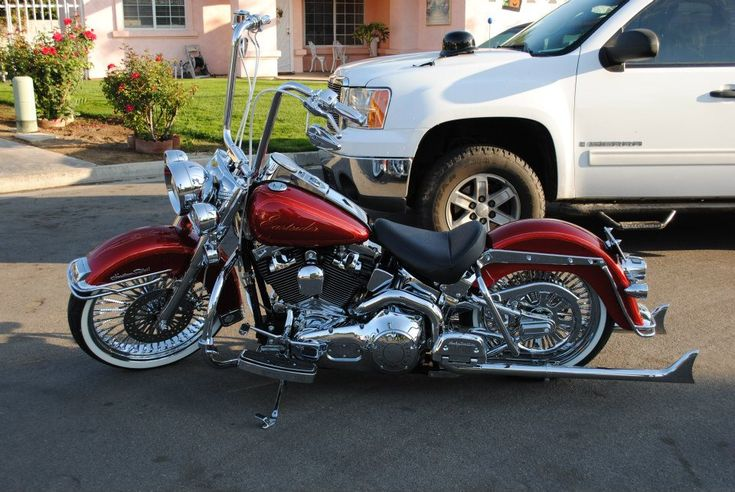 Custom Baggers California Hogs Harleys Baggers
