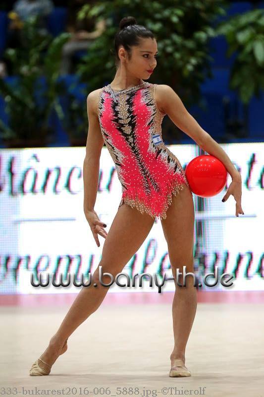 Viktoria Veinberg Filanovsky (Israel), World Cup (Bucharest) 2016