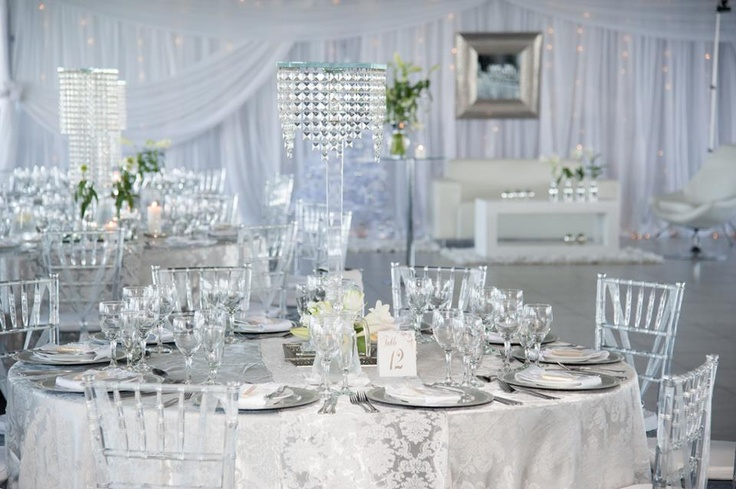 All White Party Www Eventstyling Co Za Party Ideas