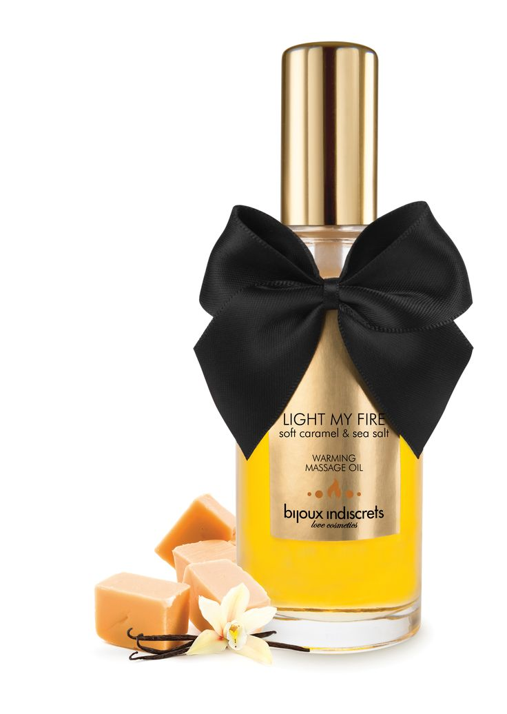 LIGHT MY FIRE - Soft #Caramel #Warming #Massage #Oil Turn up the heat and succumb to desire with the heat effect of this caramel massage oil. http://shop.bijouxindiscrets.com/en/massage-oils/303-light-my-fire-soft-caramel-warming-oil-8437008003238.html #lovemeetspassion #bijouxindiscrets #shopping #sosensual #kissable #kiss #kissrevolution #shimmer #lovecosmetics #cosmetics