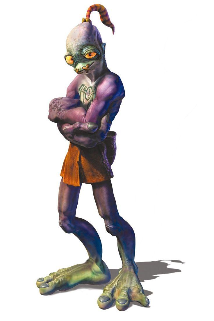 Oddworld: Un grande ritorno                              …