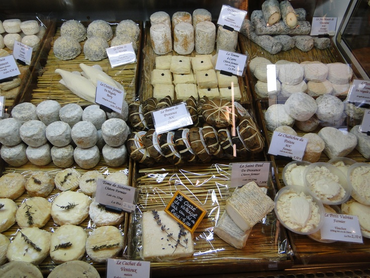 Cheese store Carpentras (84)