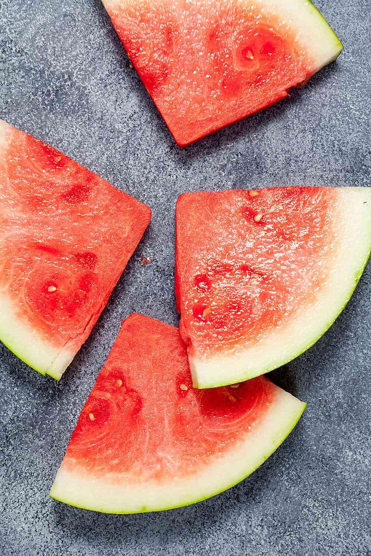 15 Best Anti-Aging Foods for Healthier Skin and a Longer Life – Watermelon