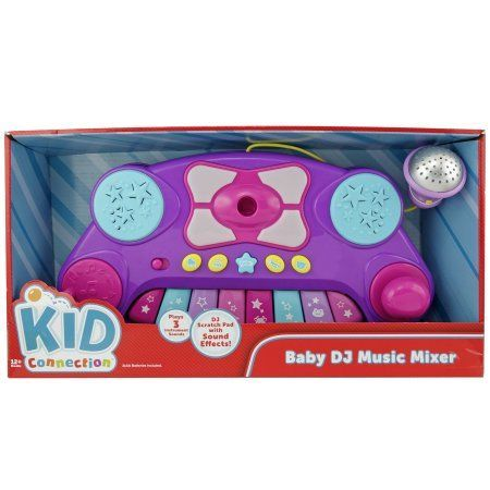 Kid Connection Kc Baby Dj Music Mixer