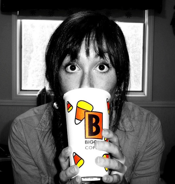 Fall in love with BIGGBY COFFEE