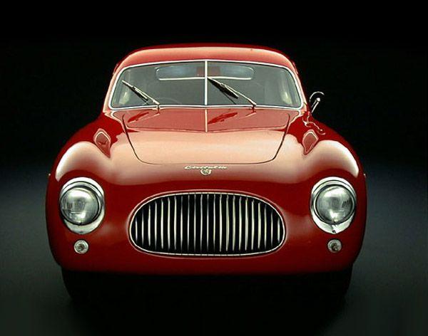 1947 Cisitalia 202 (Pininfarina)