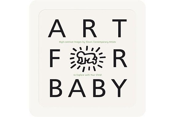Encourage an appreciation for the arts with Art For Baby ($18, originally $22), a collection of black and white imagery from some of the world's most famous modern artists.