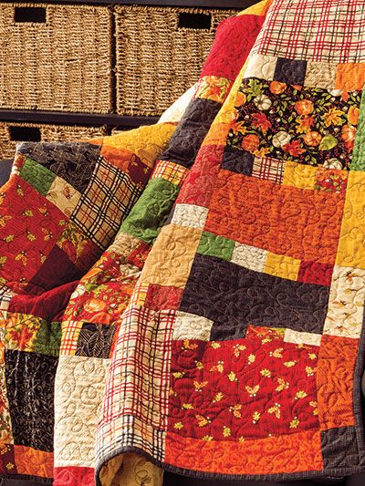 Best 25 Fall Quilts Ideas On Pinterest Rustic Quilts