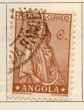 Angola 1932 Early Issue Fine Used 50c. 105756