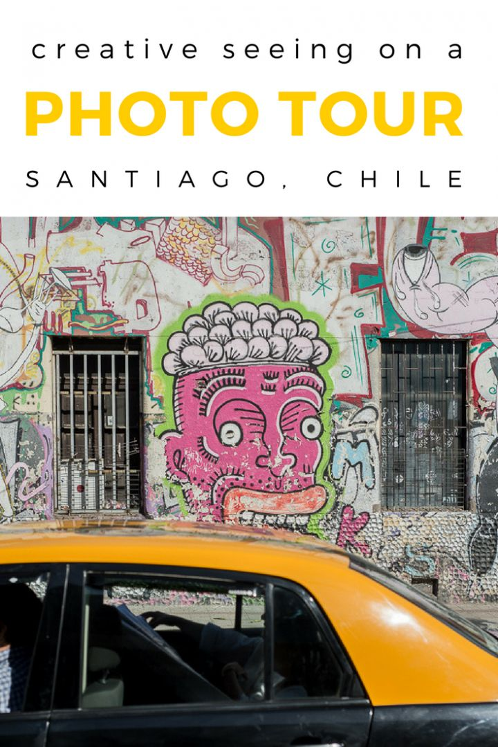 Want to explore Santiago more creatively? Take a photography tour of the city with Foto Ruta! A photostory with details to help you plan your own trip! In partnership with Foto Ruta.