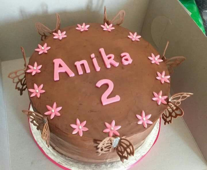 Chocolate Ganache Cake, Cakes by Lizzie, Cape Town, South Africa