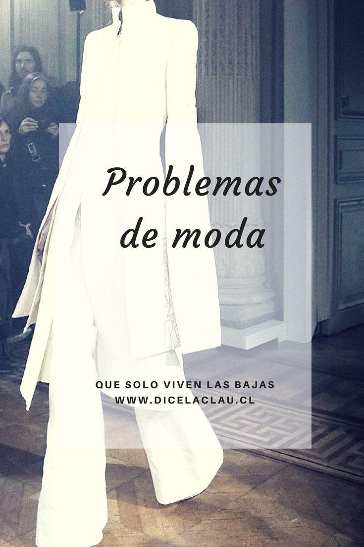 Estos son los problemas de moda que solo las personas bajas podemos entender.