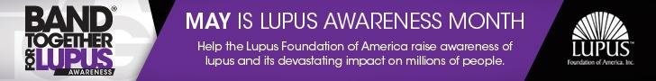 LUPUS FOUNDATION OF AMERICA - Lupus Awareness Month Kit 2012