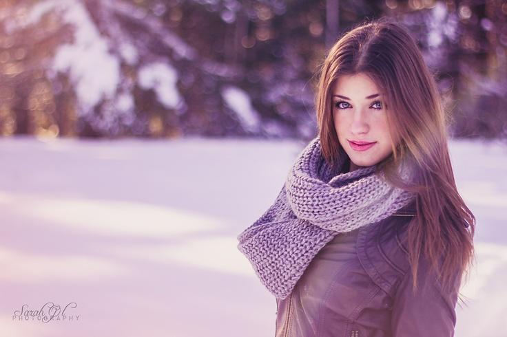 #photography #winter #portrait #hair