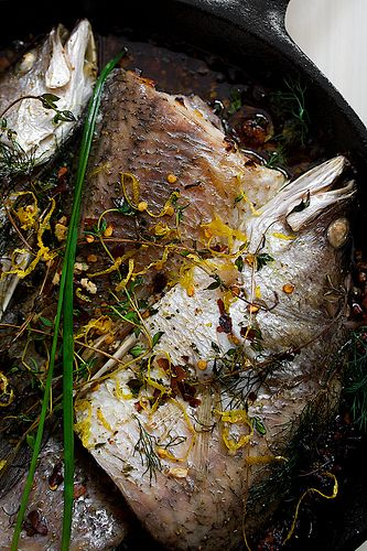 """GREG MALOUF'S AEGEAN FISH DOCTOR'S STEW ~~~ this share is from the book, """"turquoise: a chef's travels in turkey"""" [Turkey, Aegean Cuisine] [Greg Malouf] [pickyin]"""